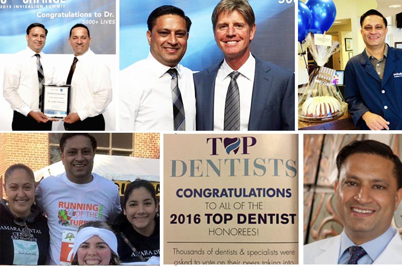 Club Center Dental & Orthodontics Awards